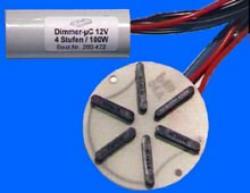 4 S Dimmer µC 7,2V
