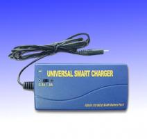 UNIVERSAL SMART CHARGER 9,6 - 18 V